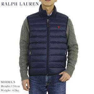 ポロ ラルフローレン パッカブル ダウンベスト POLO by Ralph Lauren Men's Packable Down Vest