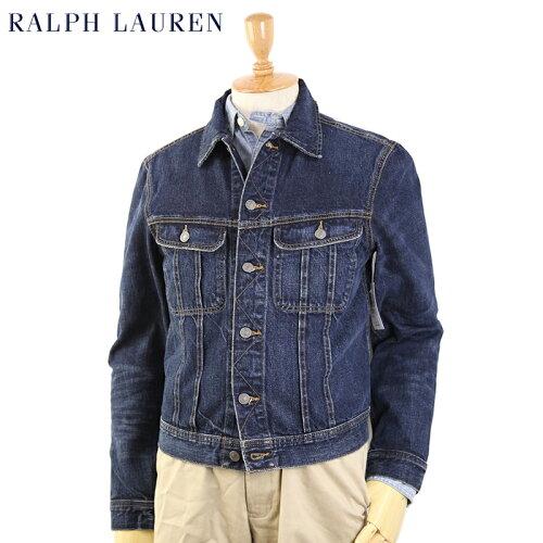 POLO by Ralph Lauren Men's Denim Rider Jacket US ポロ ラルフローレン メンズ デニムジャケット