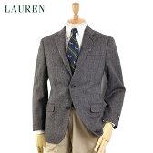 LAUREN by Ralph Lauren Men's Tweed Jacket USポロ ラルフローレン ツィードジャケット
