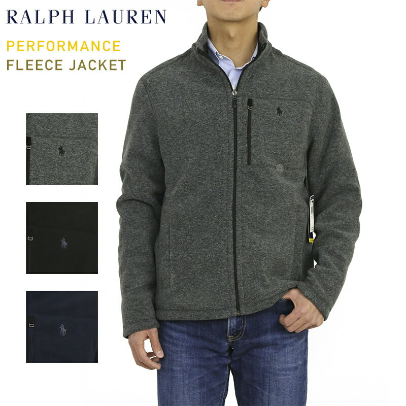 RALPHLAUREN(ラルフローレン)『PerformanceFleeceJacket』