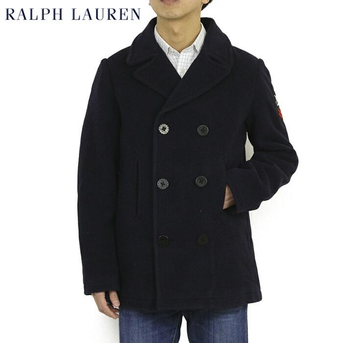 ポロ ラルフローレン ボーイズサイズのピーコート POLO by Ralph Lauren Boys Pea Coat