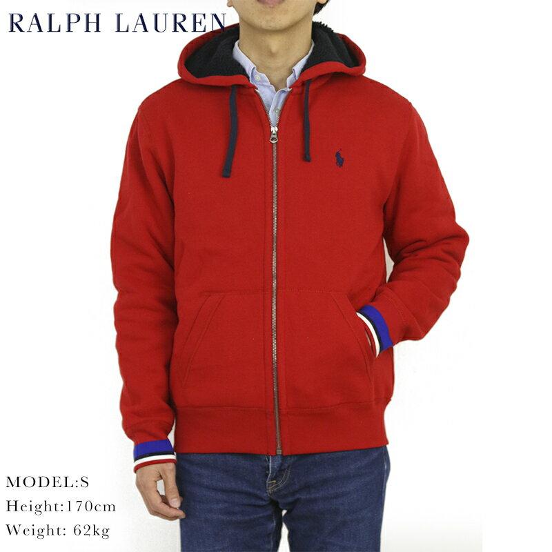 トップス, パーカー  POLO Ralph Lauren Mens Fleece Lined Hoodie US