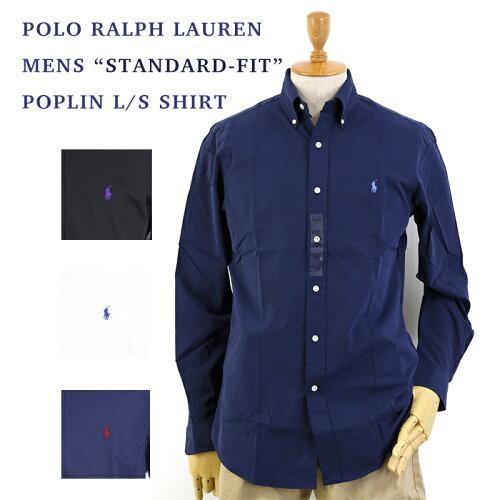 "Ralph Lauren ""STANDARD"" Poplin l/s B.D.Shirts US ポロ ラルフローレン 長袖 ブロード ボタンダ..."