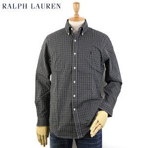 """Ralph Lauren Men's """"STANDARD"""" Check B.D.Shirts US ポロ ラルフローレン ボタンダウン 長袖シャツ"""