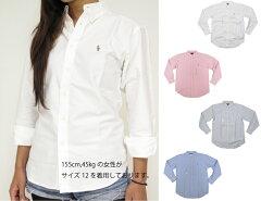 レディース用にもピッタリなUSラルフボーイズサイズ!POLO by Ralph Lauren boy's l/s B.D.Shirt...