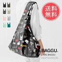 メール便送料無料 BAGGU ビッグバグゥ エコバッグ BIG【バグー...
