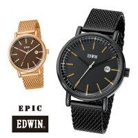 送料無料★EDWIN(エドウィン)ウォッチ腕時計EPIC1
