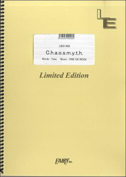 本・雑誌・コミック, 楽譜 LBS1466 ChaosmythONE OK ROCK