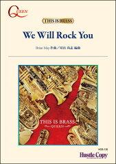 【取寄品】吹奏楽 We Will Rock You【楽譜】【送料無料】【smtb-u】