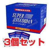 【送料無料・代引き手数料無料】スーパーフコイダン(レトルトエキスタイプ・100ml×30袋)×3個セット