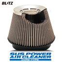 BLITZ ブリッツ サスパワー エアクリーナー ヴェゼル RU1 ...