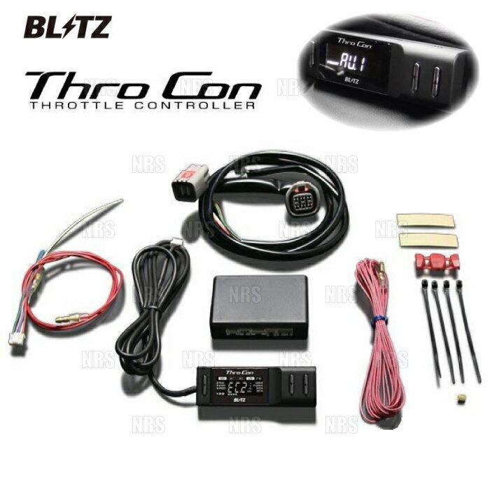 電子パーツ, スロットルコントローラー BLITZ Thro Con CKV36 VQ37VHR 0710145 (BTSB2