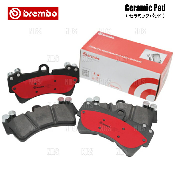 ブレーキ, ブレーキパッド brembo () J10NJ10KJ10KNJ10 075106 (P56-046N
