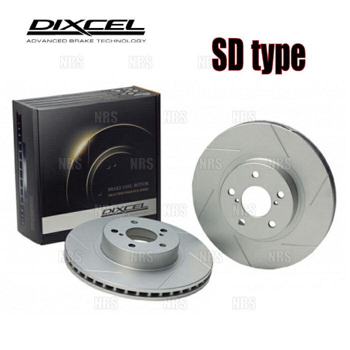 ブレーキ, ブレーキローター DIXCEL SD type () C34GC34GCC34 931976 (3218172-SD