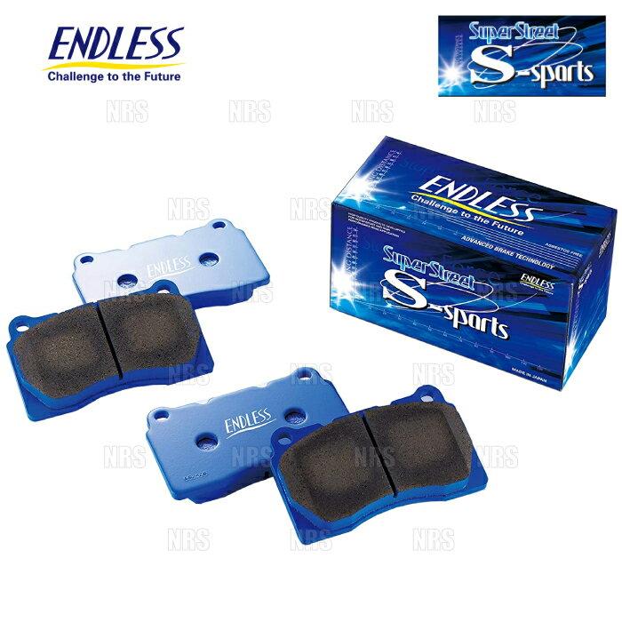 ブレーキ, ブレーキパッド ENDLESS SSS () EP82EP91 H112H117 (EP195-SSS