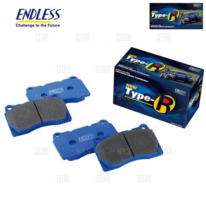 ブレーキ, ブレーキパッド ENDLESS TYPE-R () type-R EK9EP3FD2 H98H246 (EP312-TRN