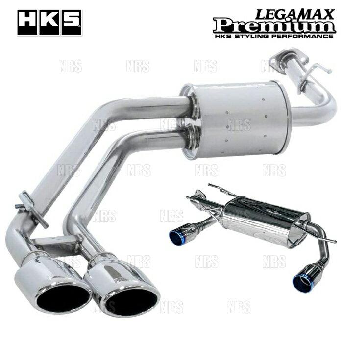 排気系パーツ, マフラー HKS LEGAMAX C-HR ZYX10 2ZR-FXE 1612 (32018-AT060