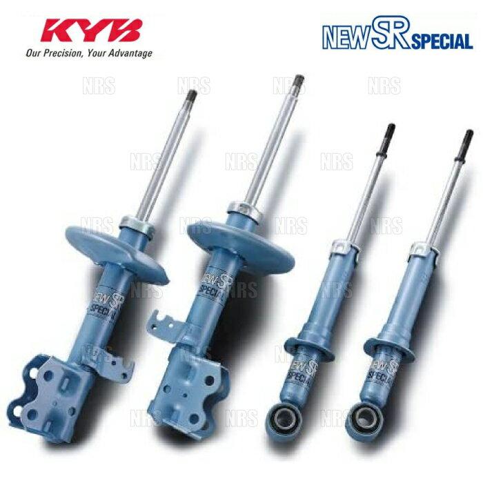 サスペンション, ショックアブソーバー KYB NEW SR SPECIAL () 78 CT9A 0012 4WD (NST5217R-NST5217L-NSF9120-N SF9120