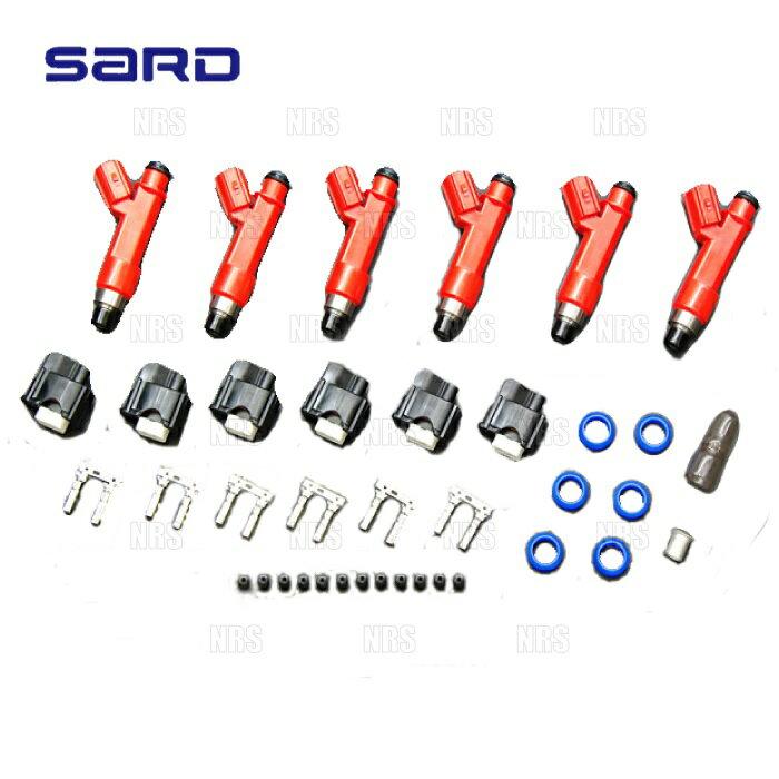 エンジン, その他 SARD (550cc) JZX100 1JZ-GTE (63823