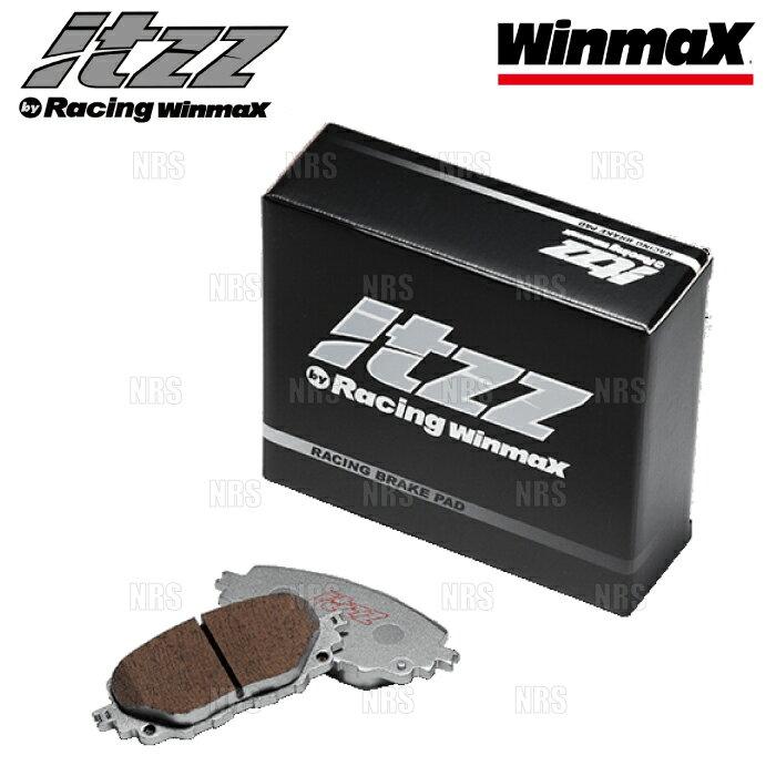 ブレーキ, ブレーキパッド Winmax itzz R3 () EG6EK4 919 (259-R3
