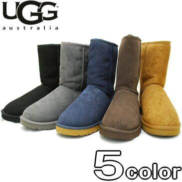 UGG アグ MEN's CLASSIC SHORT / メンズクラシックショート / ムートンブーツ(5色)[5800]【 UGG ugg アグ ムートンブーツ ブーツ シープスキン 靴 BOOT メンズ レディース 正規品 】【あす楽対応】