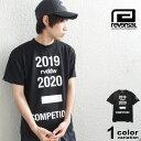 リバーサル REVERSAL Tシャツ 半袖 20192020 COMPETIDOR DRY TEE (reversal tシャツ ドライ トップス ブラック トレーニング RV19SS013 ストリート)