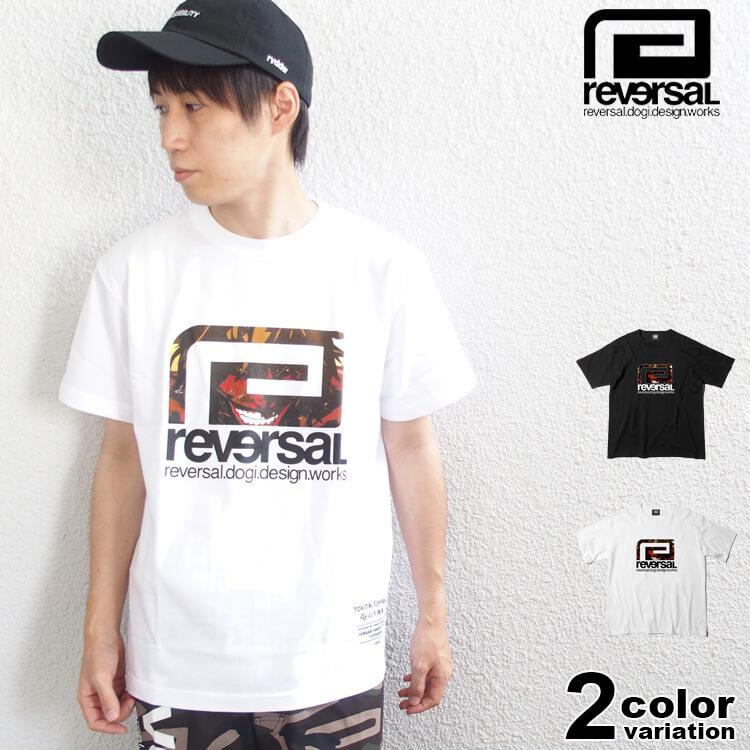 トップス, Tシャツ・カットソー  reversal T KENGANASHURA BIG MARK TEE RVKA001 )