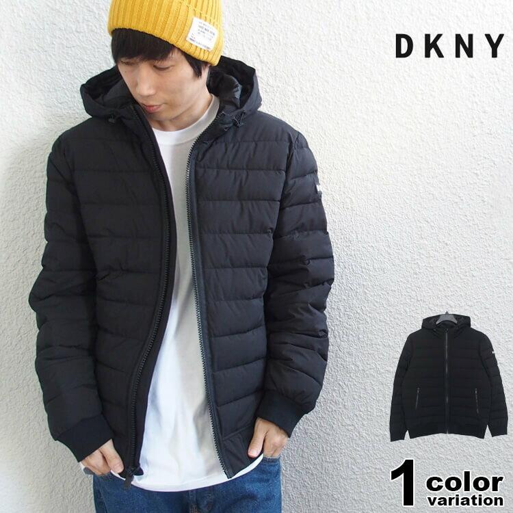 DKNY ダナ・キャラン・ニューヨーク パフジャケット 中綿 ジャケット メンズ (dkny ジャケット 防寒 大きいサイズ DX9MP651 2019年 ) 【あす楽対応】