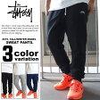 ステューシー STUSSY パンツ メンズ Stock Fleece Pant (3色) [116270] 【stussy スウェットパンツ スウェット メンズ ファッション XXL 大きいサイズ 2016年春夏物新作 】【あす楽対応】
