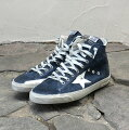 GOLDENGOOSE(������ǥ󥰡���)/SNEAKERFRANCY-(N2)NAVY-