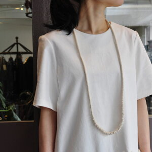 【WINTER MORE SALE】【14 AW】CABINET(キャビネット)CABINET(キャビネット) / single necklace