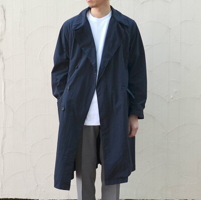 TEATORA(テアトラ)/Device Coat Packable -NAVY-