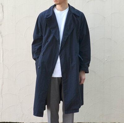 TEATORA(テアトラ)/Device Coat Packable -NAVY-