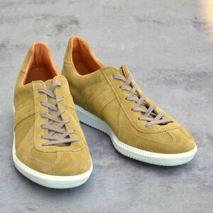 REPRODUCTION OF FOUND(リプロダクション オブ ファウンド)/ GERMAN MILITARY TRAINER -COYOTE SUEDE-