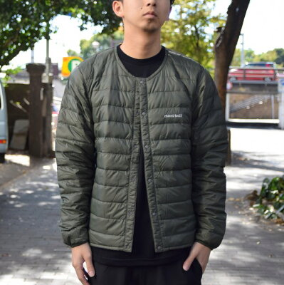 mont-bell(モンベル)  Superior Down Round Neck Jacket