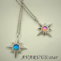 星とその光をデザインしたシンプルデザインペンダントstar/ペンダント☆神秘的な輝き☆宇宙がコ...