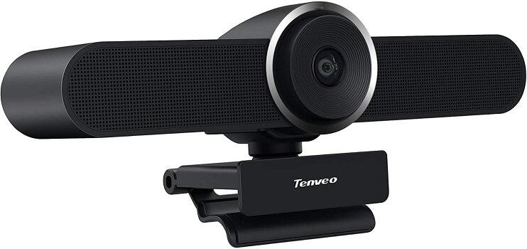 TenveoTEVO-VA200PROマイク・スピーカー一体型USBカメラウェブカメラWEBカメラUSBウェブカメラオールインワンウェブカメラマイク・スピーカー付きフルHD1080p