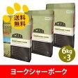 アカナ ヨークシャーポーク(6kgx3袋まとめ)■18kg分■ (賞味期限2018.1.3)