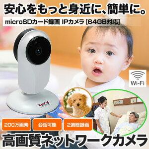 高画質ネットワークカメラACIP17