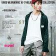 30%off VIRGO ヴァルゴ Step switch long shirts ロングシャツ YB