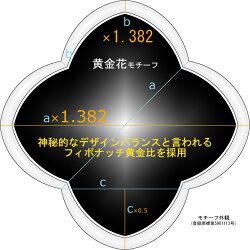 オニキスカラーブレスレット(両面)1花お花フラワー15mmクローバーモチーフ2カラー(k18K18イエローゴールドシルバー)シンプル花レディースアクセサリーメール便送料無料