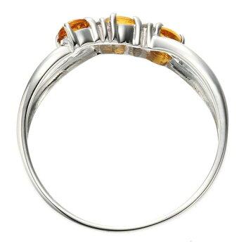 WGシトリントリロジーリング(指輪)