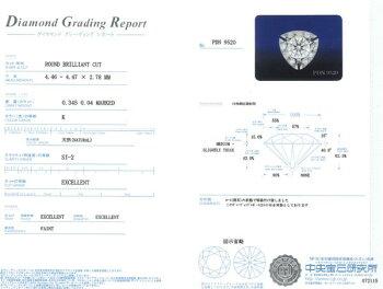 即納Pt900/Pt850エクセレントカットダイヤモンドネックレス/送料無料【対応】