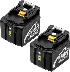 マキタBL1460b2個セットマキタ互換バッテリー14.4V6.0Ah