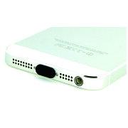 ライトニング コネクタカバー ブラック プロテクト キャップ チェック パッケージ アイフォン