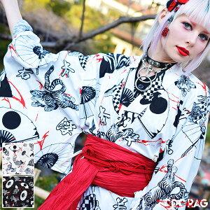 काबुकी किमोनो | युकाता किमोनो जापानी काले काले सिकनेस सिकनेस प्यारा गाउन हैरी कोट पुरुषों की महिलाओं की Ukiyo-e कांजी हाराजुकू हाराजुकू फैशन पैंकोरॉक वी प्रणाली सुबैकल आकर्षक प्यारा आकर्षक कावा व्यक्तिगत नृत्य पोशाक ग्रीष्मकालीन वसंत पॉलिएस्टर पॉलिएस्टर ACDC RAG