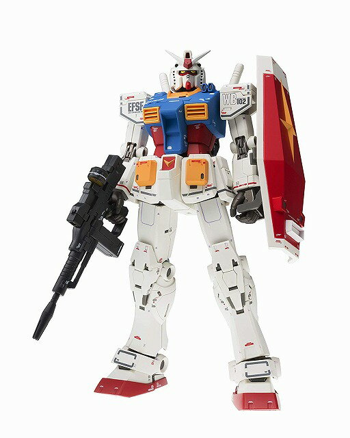 コレクション, フィギュア GUNDAM FIX FIGURATION METAL COMPOSITE RX-78-02 (40Ver.) 180mm ABSPVC