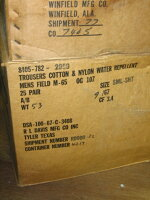 レア!納入当時のボックスです。