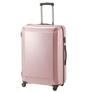【SALE】スーツケース Lサイズ プロテカ/PROTECA ラグーナライト Fs ジッパータイプ 超軽量 82リットル 1週間〜10泊程度の旅行に キャリーケース キャリーバッグ 02744