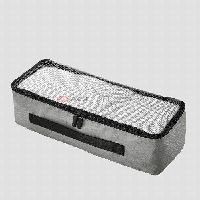 スーツケース 機内持ち込み フロントオープン エース ジーンレーベル ace. GENE LABEL DPキャビンワン/ポータブル フロントポケット着脱式 ビジネス対応 13インチPC収納 06331